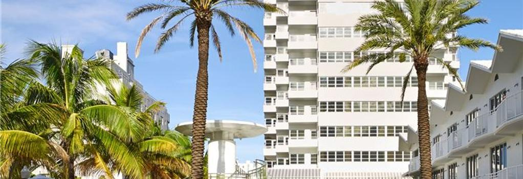 Villas at Shelborne - Miami Beach - Building