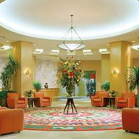 Phoenix Airport Marriott Lobby
