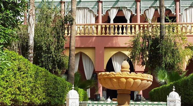 Villaguest Hotel Marrakech - Marrakesh - Balcony
