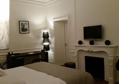 Hôtel Château Lacan - Brive-la-Gaillarde - Kamar Tidur