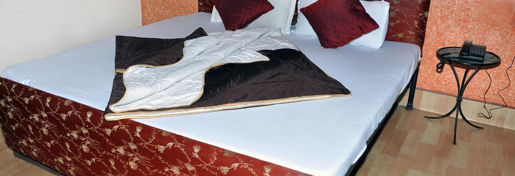 Hotel Haveli of Jaipur - Jaipur - Bedroom