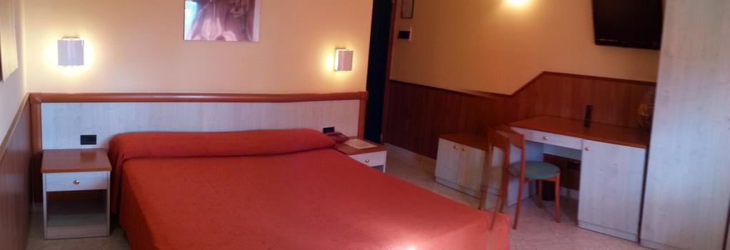 Hotel Laurence - Rome - Bedroom