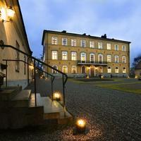 Ulfsunda Slott Hotel Front - Evening/Night