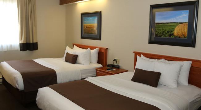 Northern Plains Inn - Minot - Bedroom