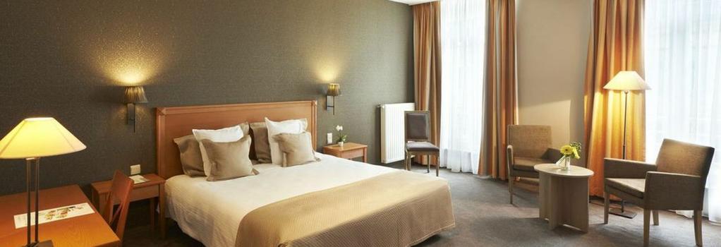 Leopold Hotel Brussels Eu - Brussels - Bedroom