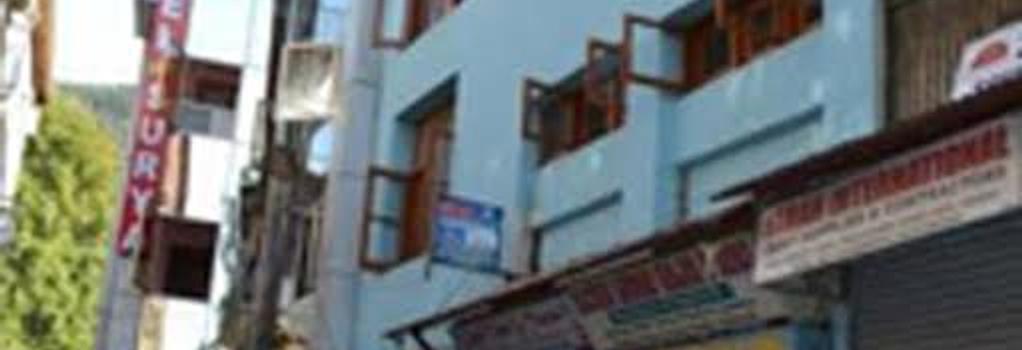 Hotel New Suriya - Srinagar - Building