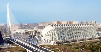 Ilunion Aqua 4 - Valencia - Bangunan