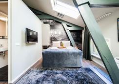 Yays Oostenburgergracht Concierged Boutique Apartments - Amsterdam - Kamar Tidur