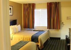 Stanford Inn & Suites Anaheim - Anaheim - Kamar Tidur