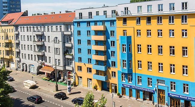Pegasus Hostel Berlin - Berlin - Building