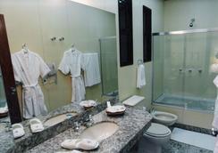 Liberty Palace Hotel - Belo Horizonte - Kamar Mandi