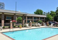 Travelers Inn And Suites - Memphis - Kolam