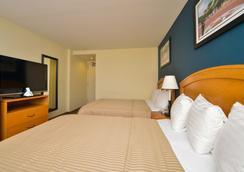 Magnuson Convention Center Hotel - New York - Kamar Tidur