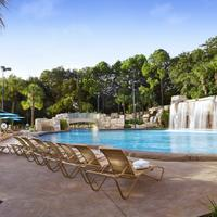 Walt Disney World Dolphin Resort Pool