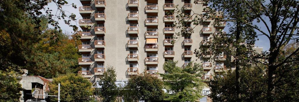 Dolder Waldhaus - Zurich - Building