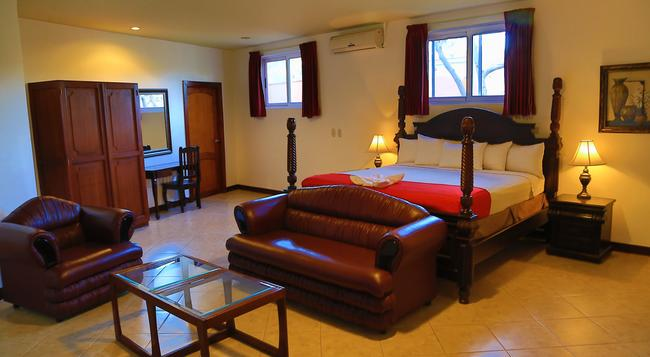 Hotel Le Chateau - Managua - Bedroom