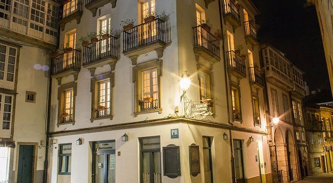 Casa Celsa-Barbantes - Santiago de Compostela - Building