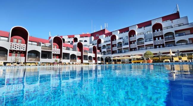 Oura Praia Hotel - Albufeira - Building