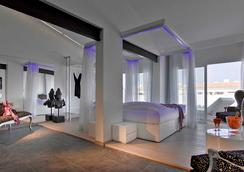 Ushuaia Ibiza Beach Hotel - Sant Jordi de ses Salines - Kamar Tidur