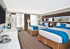 Hotel Le Bleu - Brooklyn - Kamar Tidur