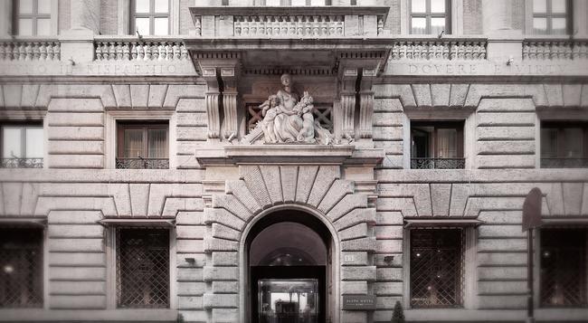 Aleph Hotel Rome - Rome - Building