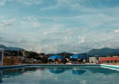 Hotel Admiral - Lugano - Kolam