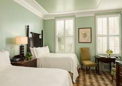 Andrew Pinckney Inn - Charleston - Kamar Tidur