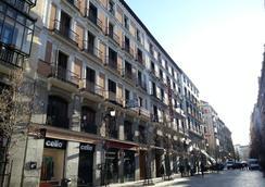 Hostal Alicante - Madrid - Pemandangan luar