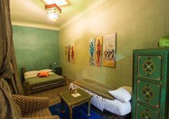 Riad Zinoun & Spa - Marrakesh - Kamar Tidur