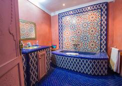 Riad Zinoun & Spa - Marrakesh - Kamar Mandi