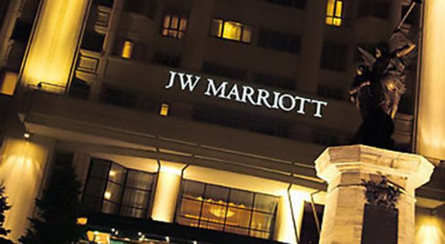JW Marriott Bucharest Grand Hotel - Bucharest - Building