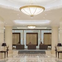 JW Marriott Bucharest Grand Hotel Lobby