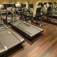 Berd's Design Hotel Fitness Facility