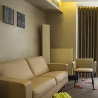 Berd's Design Hotel Living Area