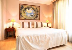 Tempo Rent Apart Hotel - Santiago - Kamar Tidur