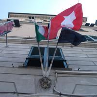 Hotel Armonia Esterno via Gramsci