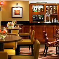 Liverpool Marriott Hotel City Centre Bar/Lounge