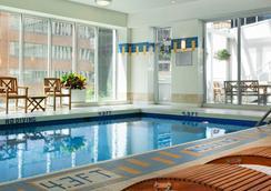 Vancouver Marriott Pinnacle Downtown Hotel - Vancouver - Kolam