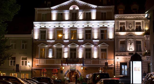 The Narutis Hotel - Vilnius - Building