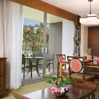 Marriott's Kaua'i Beach Club Living Area