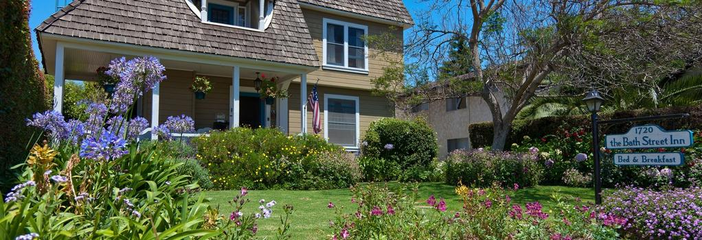 Bath Street Inn - Santa Barbara - Building