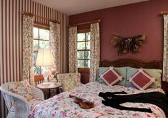 Bath Street Inn - Santa Barbara - Kamar Tidur