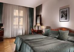 Hotel Ariston & Ariston Patio - Praha - Kamar Tidur