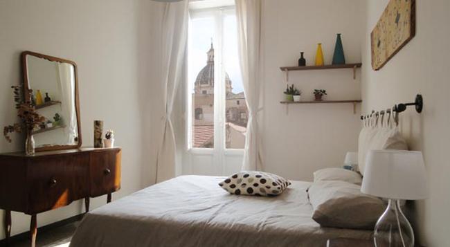 Serafino B&B - Palermo - Bedroom