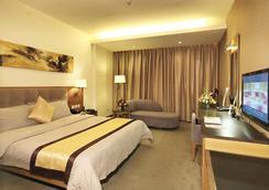 Shenzhen Rivan Hotel - Shenzhen - Kamar Tidur