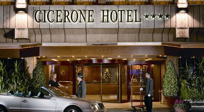 Hotel Cicerone - Rome - Building