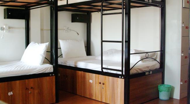 Hanoi Sports Hotel - Hanoi - Bedroom