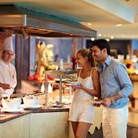 Sandos Papagayo Beach Resort Dining