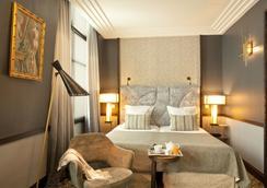 Hotel Therese - Paris - Kamar Tidur