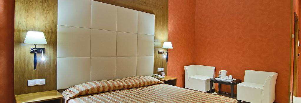 Hotel Gioberti - Rome - Bedroom